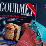 Reading: Gourmet Traveller and Shantaram