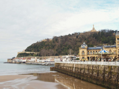 Adventures in San Sebastian