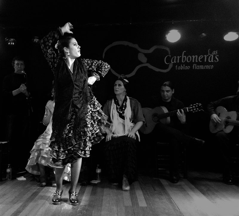 Madrid-flamenco