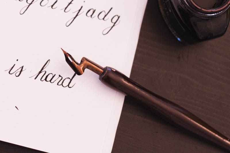 copperplate calligraphy-2