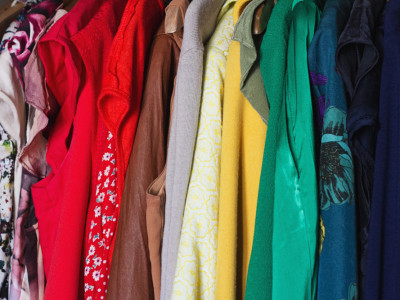 Wardrobe Zen: On Colour