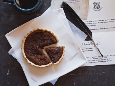 Treacle Tarts & Harry Potter