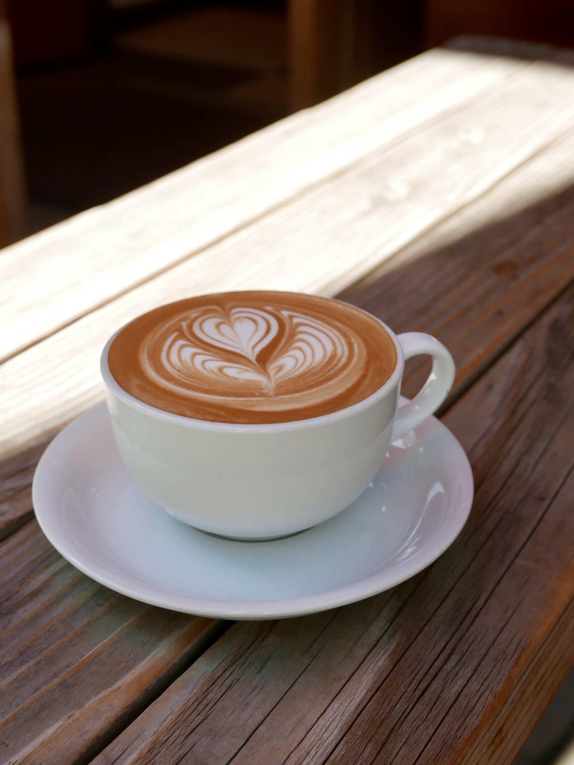 A lovely latte
