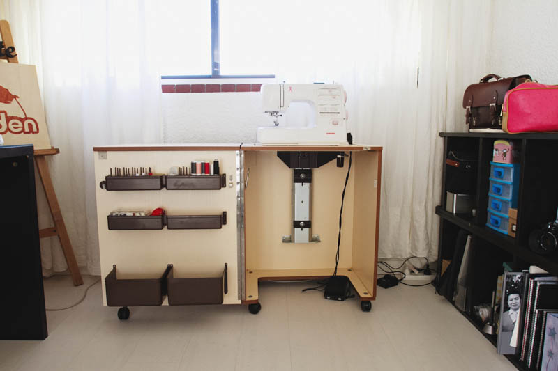 sewing cabinet-2